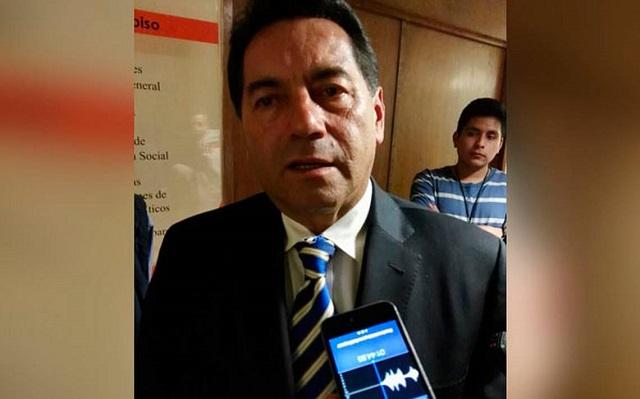 El PRI tiene que llegar unido y fuerte para ganar la elección del 21, afirma Jorge Morales Alducin