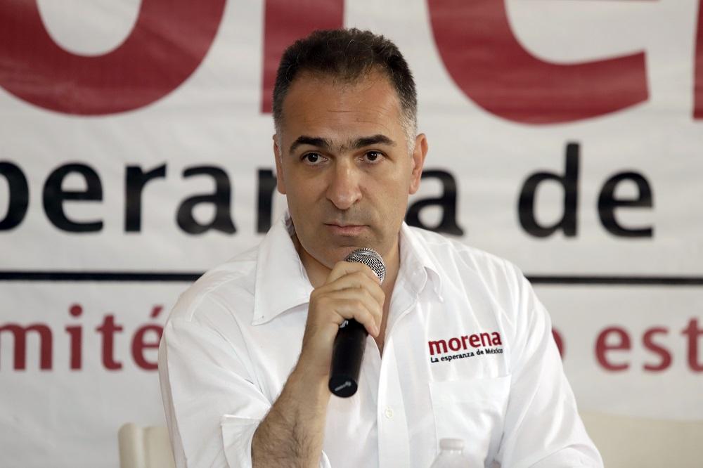 Morena es un instrumento, no un fin para sí mismo, afirma Mario Bracamontes