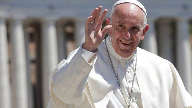 Papa Francisco apoya de unión civil para parejas homosexuales