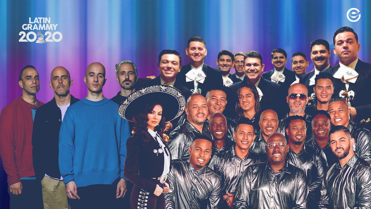 Lupita Infante, Jorge Celedón, Grupo Niche y Cultura Profética celebran nominación a Latin Grammy, junto a otros 14 artistas de ONErpm