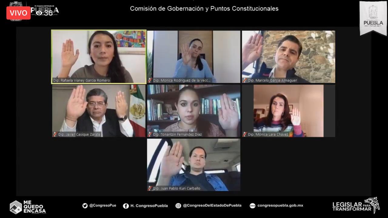 Congreso busca garantizar el derecho a la movilidad en Puebla