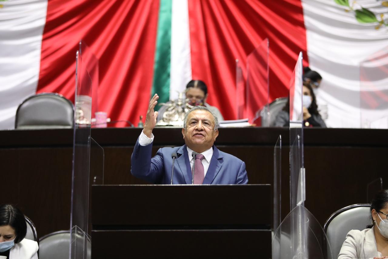 """""""Falso"""" que con reforma a la Ley General de Salud desaparezcan los recursos para atender las enfermedades de los mexicanos: Saúl Huerta"""