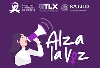 Desde Tlaxcala: Realiza SESA activismo colectivo para eliminar violencia contra mujeres y niñas