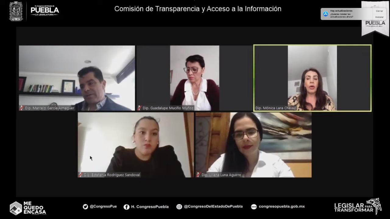 Hay 12 aspirantes para comisionados del Instituto de Transparencia Acceso a la Información Pública y Protección de Datos Personales
