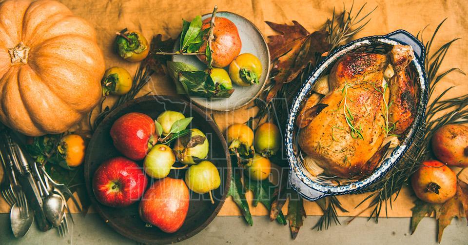 Celebra Thanksgiving con la receta de pavo relleno del Chef Darren Walsh, Embajador de Monogram