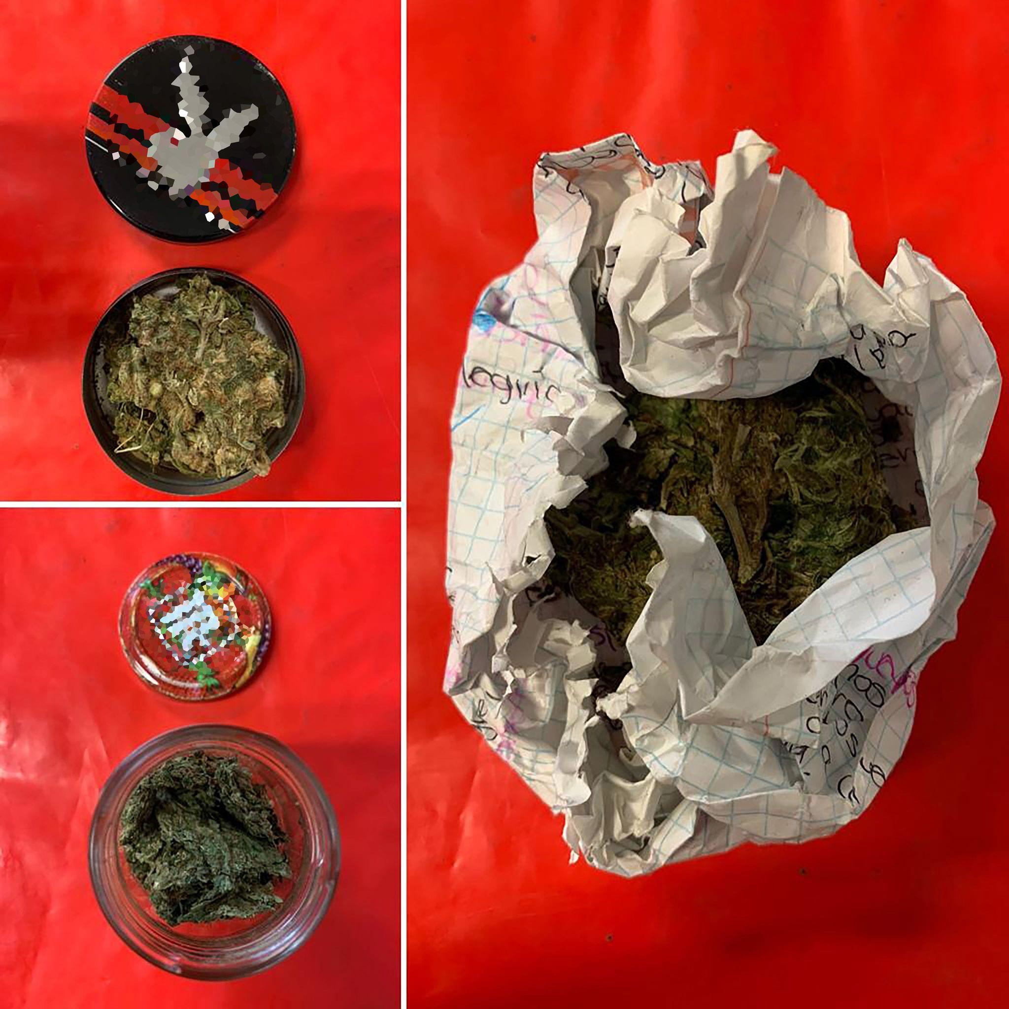 Desde Tlaxcala: SSC detiene a una persona en posesión de marihuana en Tlaxcala