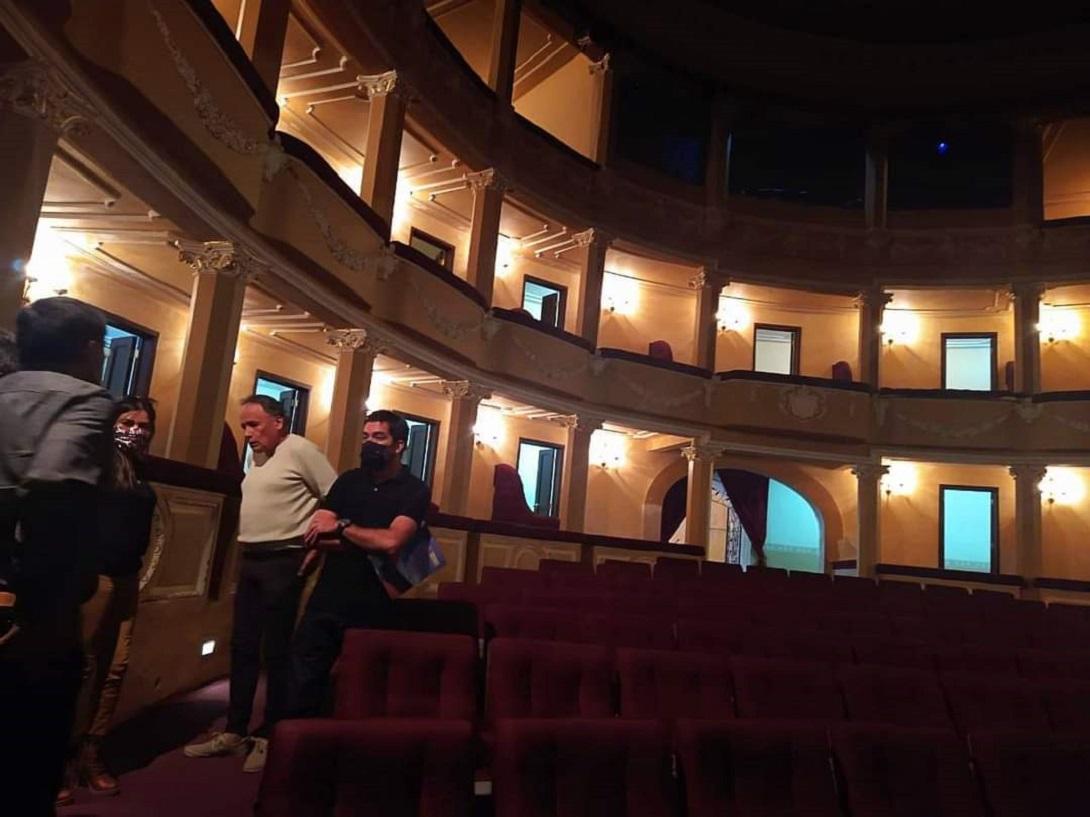 Rehabilita Secoduvi el teatro Xicohténcatl.