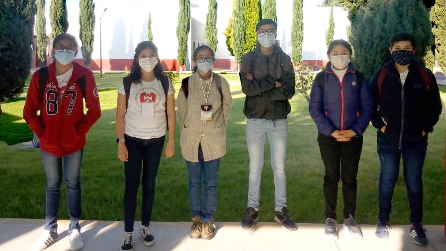 Estudiantes tlaxcaltecas ganan plata y bronce en la Olimpiada Mexicana de Matemáticas