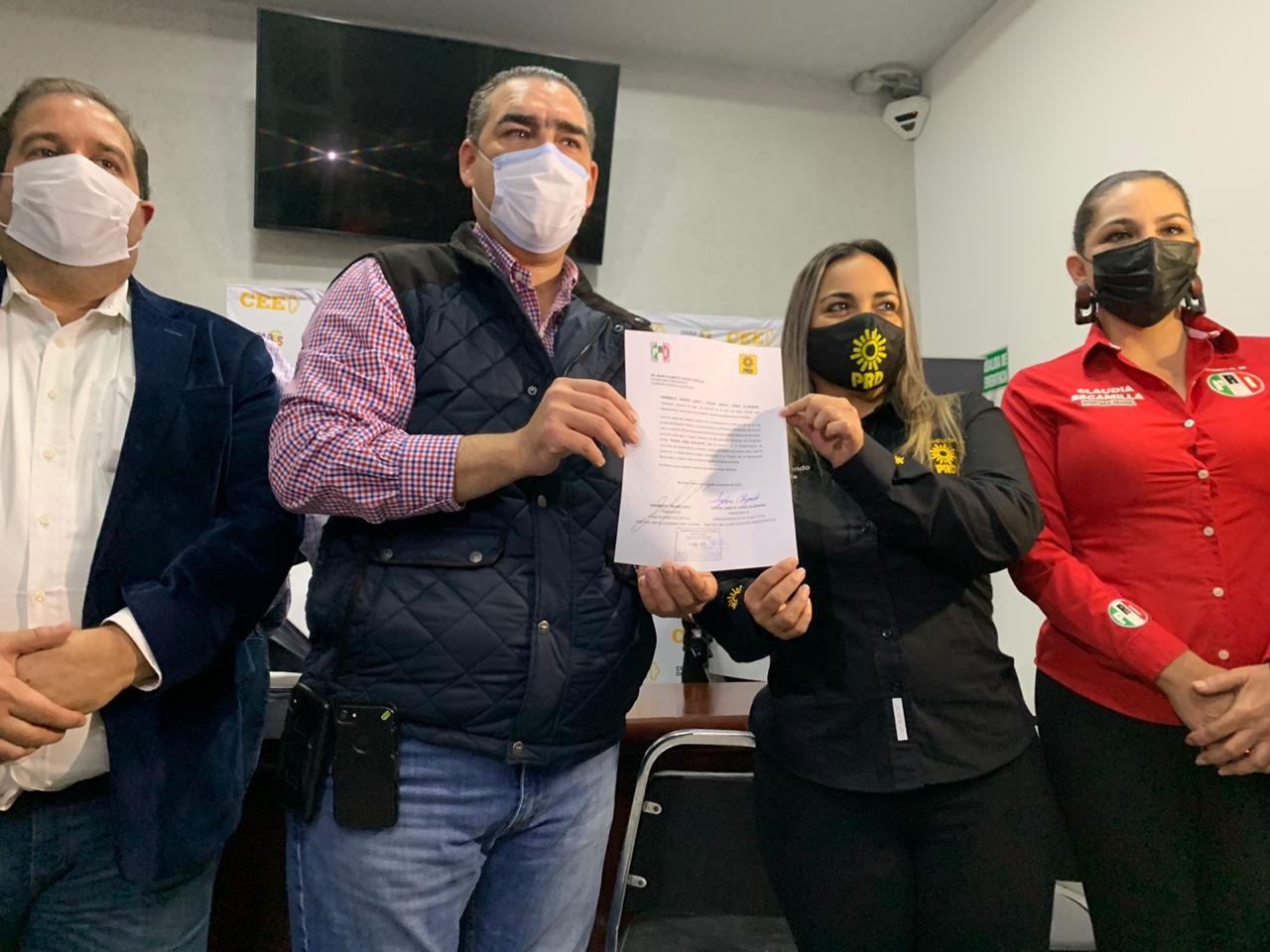 PRI y PRD amarran alianza para el 2021 en Nuevo León