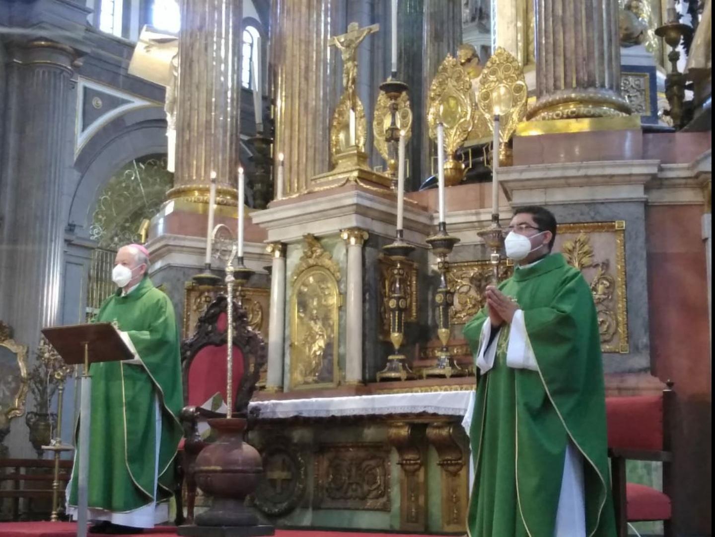 """""""Actualmente se vive la cultura de la Muerte"""": Arzobispo de Puebla"""