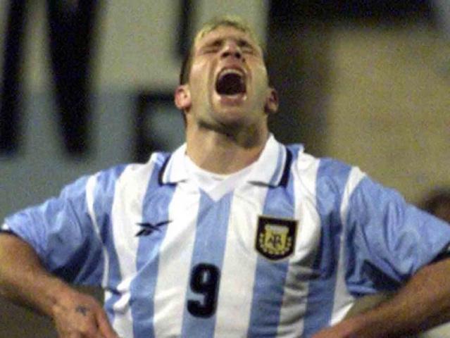 El día que Palermo falló tres penales en un solo juego