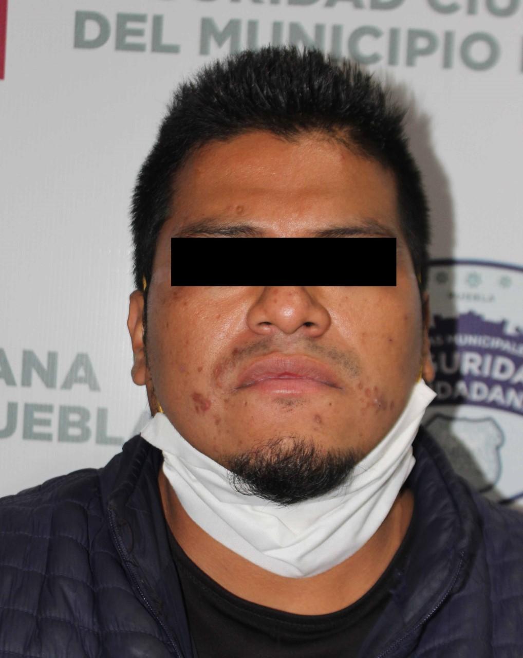 Detenido por portar ilegalmente una pistola en el fraccionamiento Geovillas del Sur