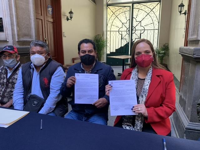 Red de corrupción en el Ayuntamiento de San Andrés Cholula llega hasta la Junta Auxiliar de Tlaxcalancingo con el primo de la Presidente Municipal Karina Pérez