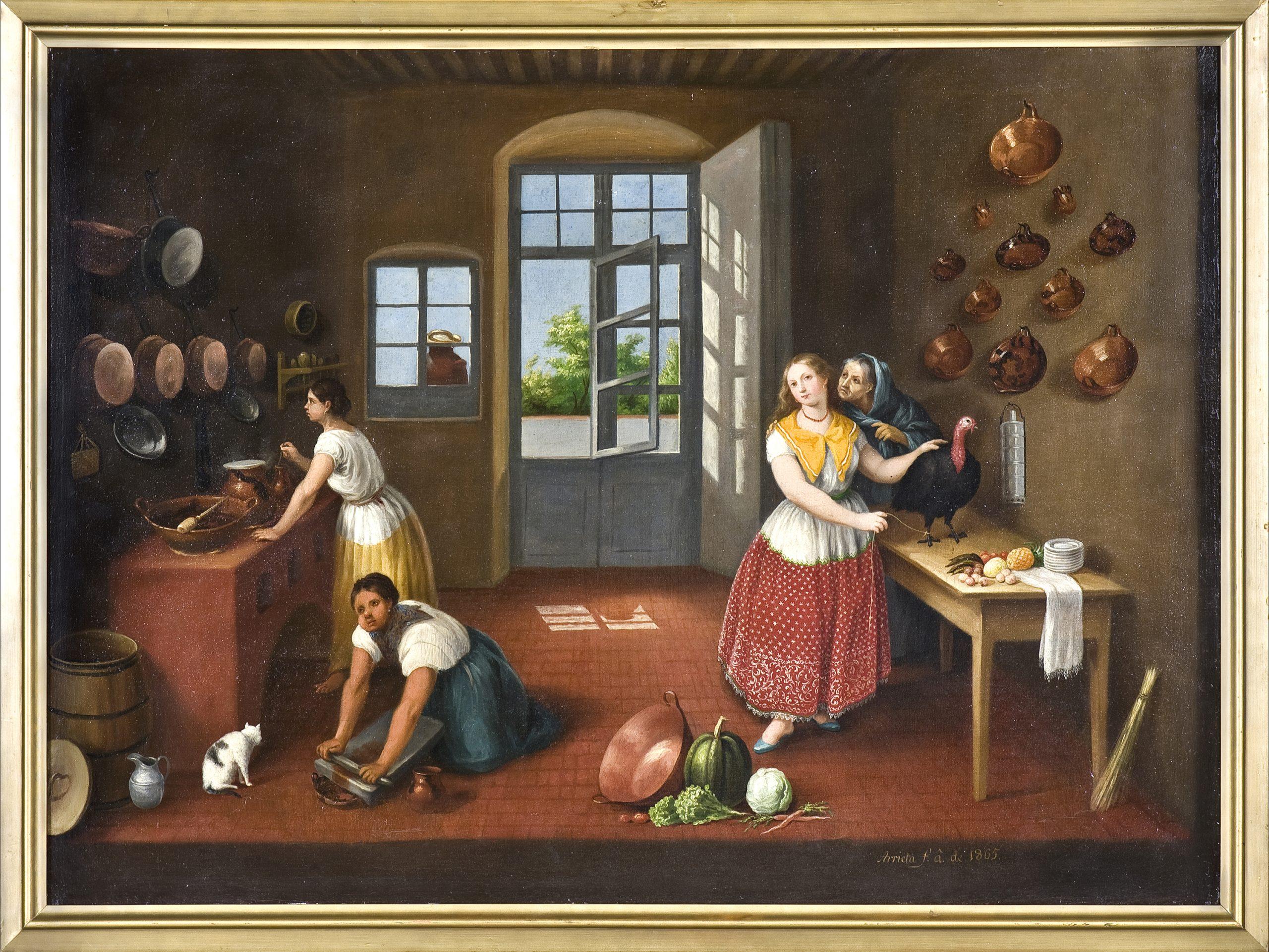 La Cocina Tradicional Potosina; conversación digital del Museo del Virreinato