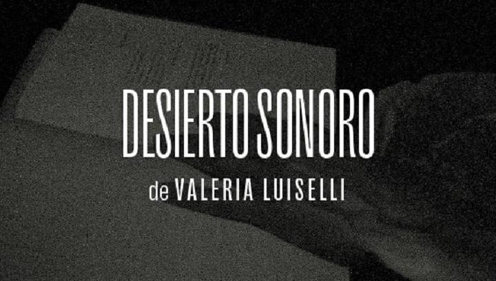 """El audiolibro """"Desierto sonoro"""" de Valeria Luiselli y leído por la actriz Marina de Tavira ya está disponible"""