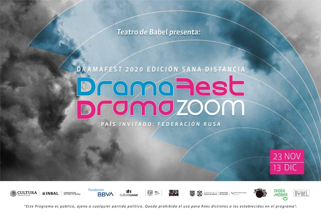"""Rusia es el país invitado en la Edición Sana Distancia del """"DramaFest 2020"""""""