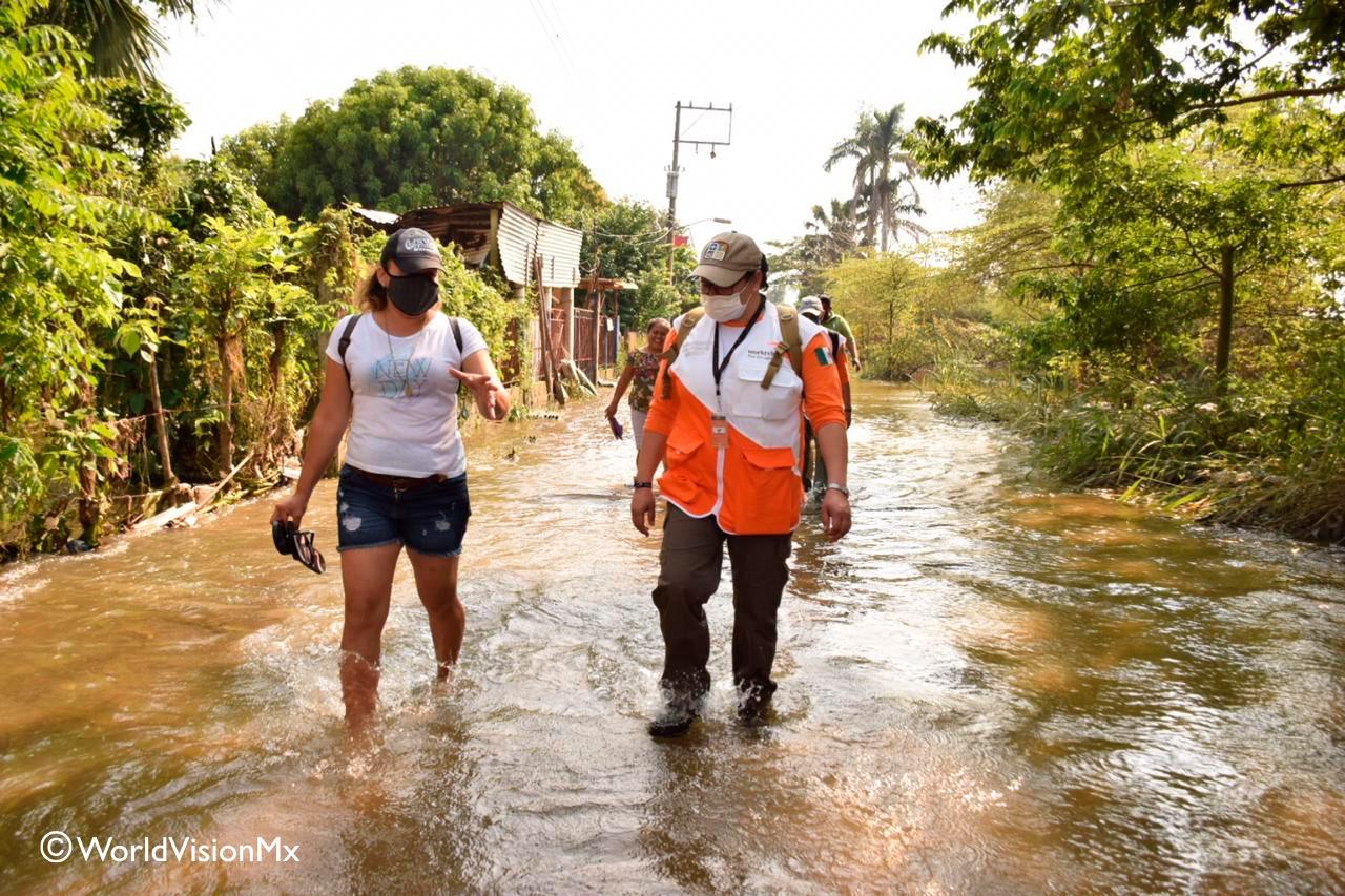 Fundación Alsea A.C. y la organización World Vision se alían en beneficio de miles de familias damnificadas en Tabasco