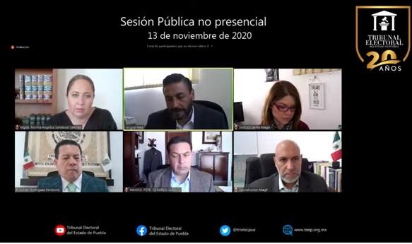 TEEP resuelve dos juicios para la protección de los derechos políticos electorales de la ciudadanía y un asunto especial