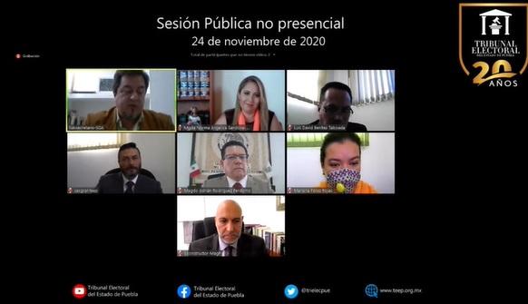 TEEP resuelve quince recursos de apelación y ocho juicios para la protección de los derechos políticos electorales de la ciudadanía