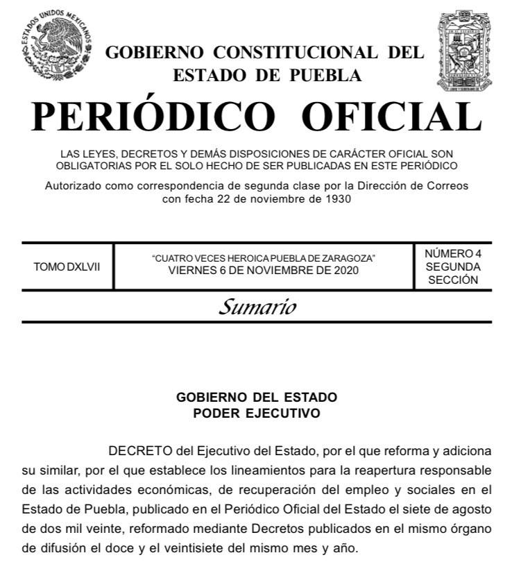 Gobernador Barbosa publicó decreto para que los centros comerciales cierren a las 11 pm
