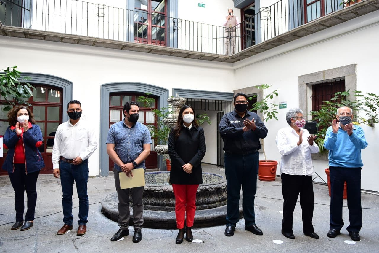 Ayuntamiento de Puebla consolida la Sala de Regidores como un espacio incluyente