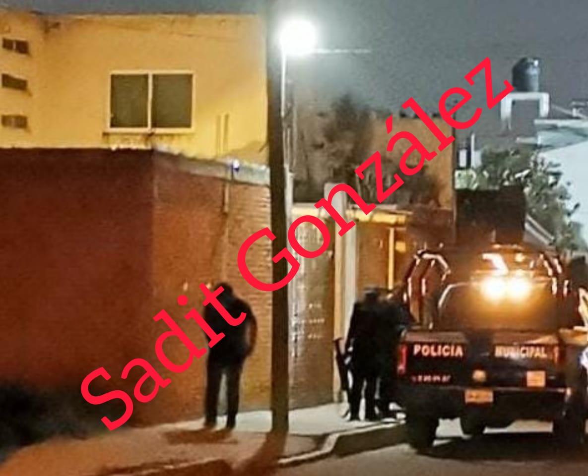 Cinco días después de la desaparición de Susana, la FGE catea la casa del policía como principal sospechoso