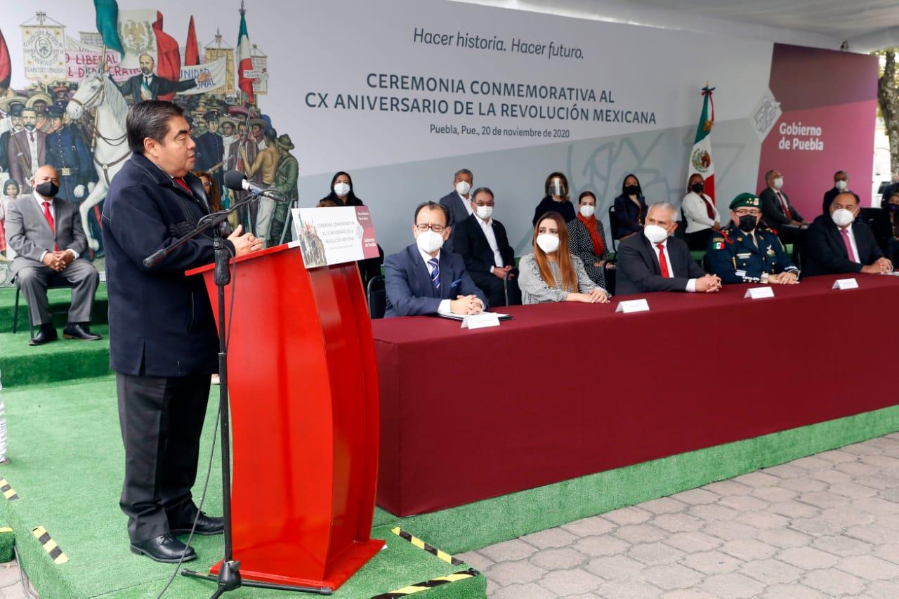 Los pobres deben ser los principales beneficiarios de la Cuarta Transformación: Miguel Barbosa