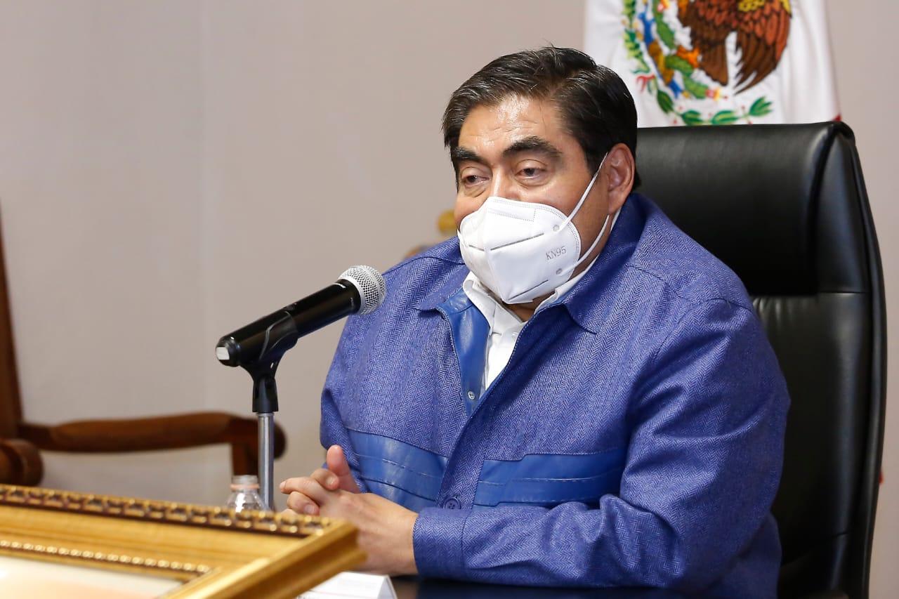 En Puebla nunca más se tolerará una justicia selectiva y con interés económico: Miguel Barbosa