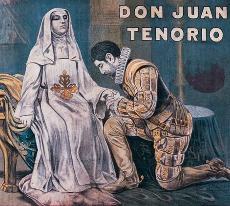 """""""Don Juan Tenorio"""": a 176 años de su estreno en México, más vivo que nunca…"""