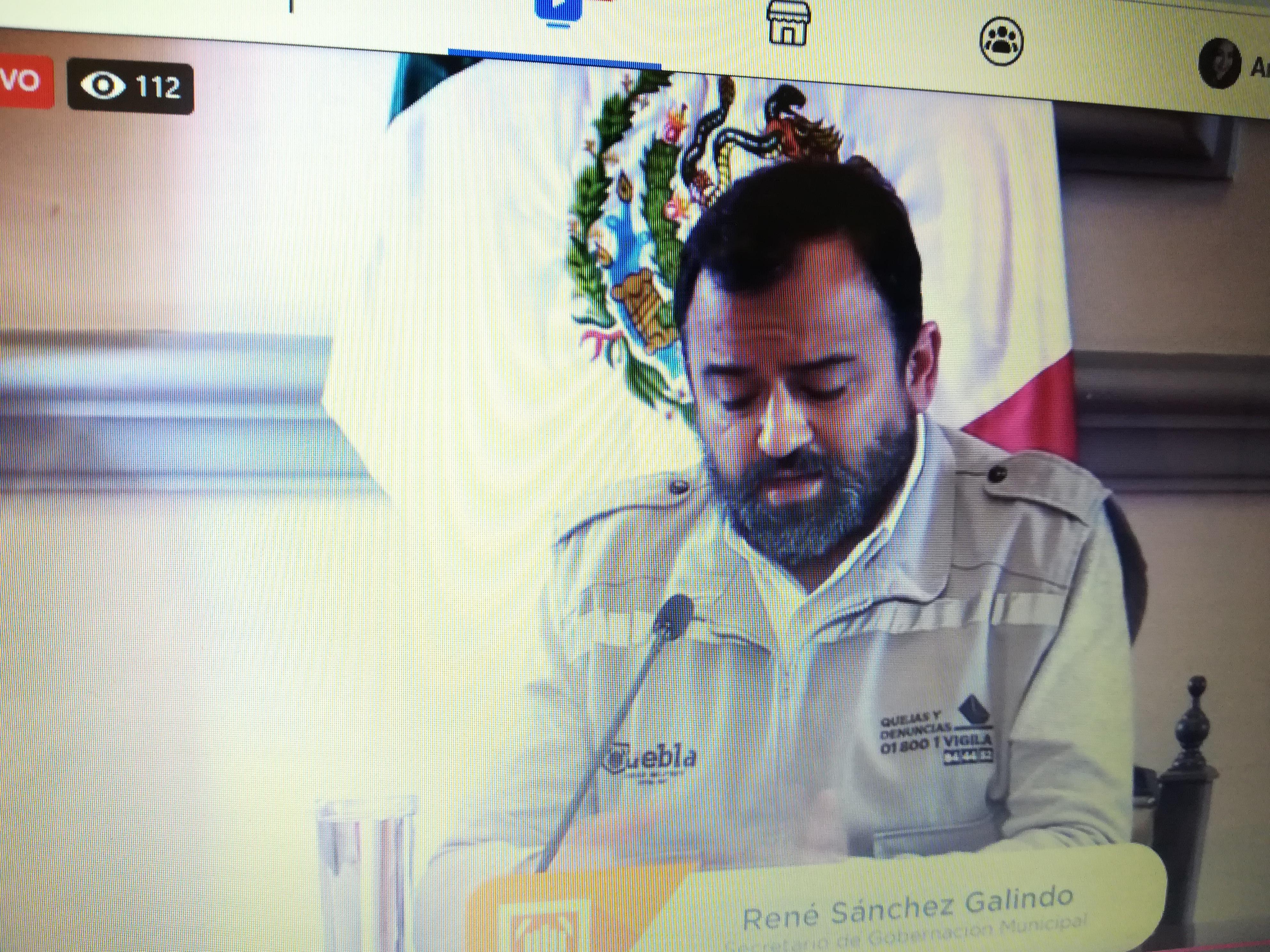 Cierre del zócalo capitalino evitó aglomeraciones: Sánchez Galindo