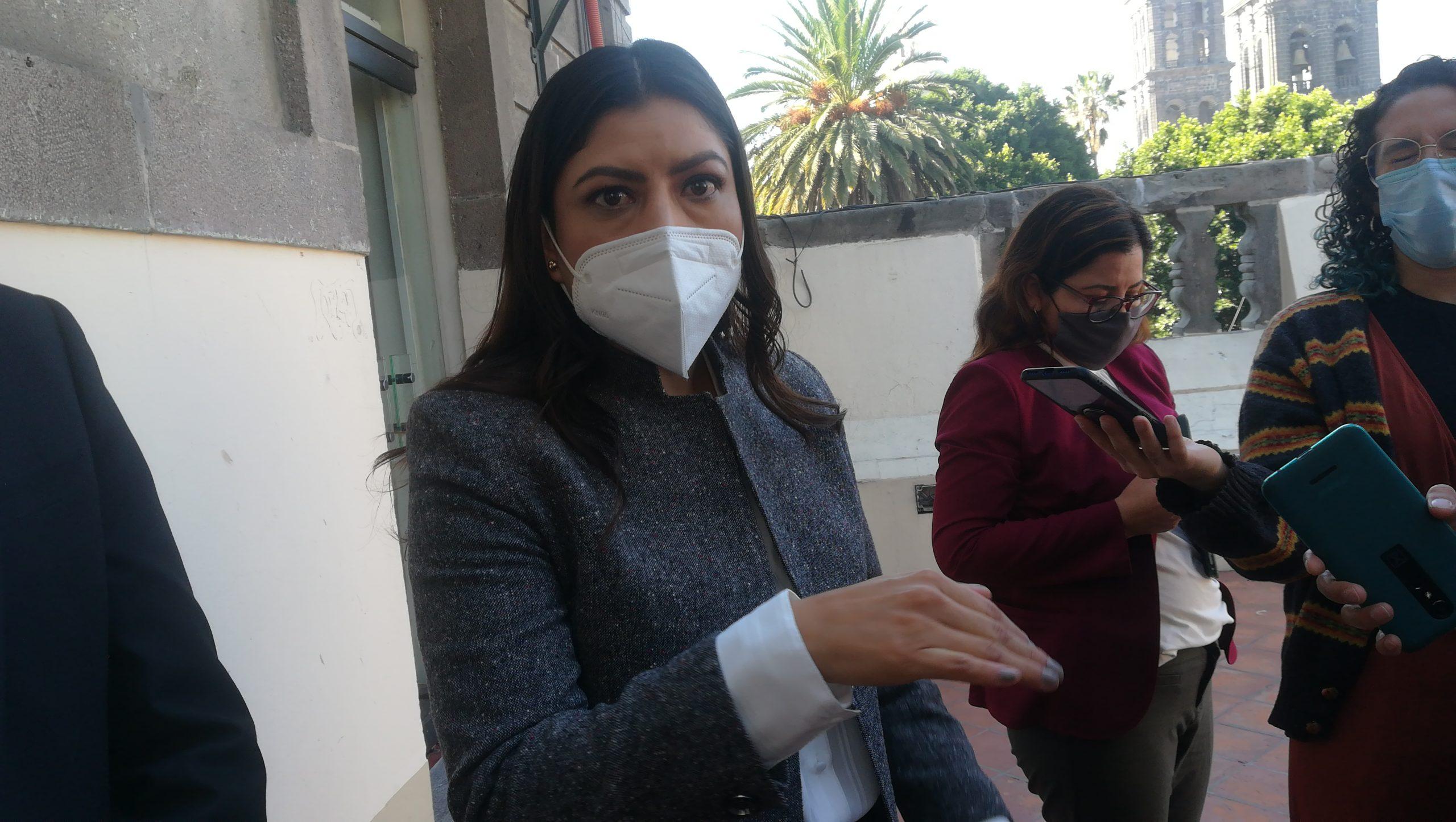 Claudia Rivera presentará proyecto en comisiones para que se prohíban las corridas de toros en la capital
