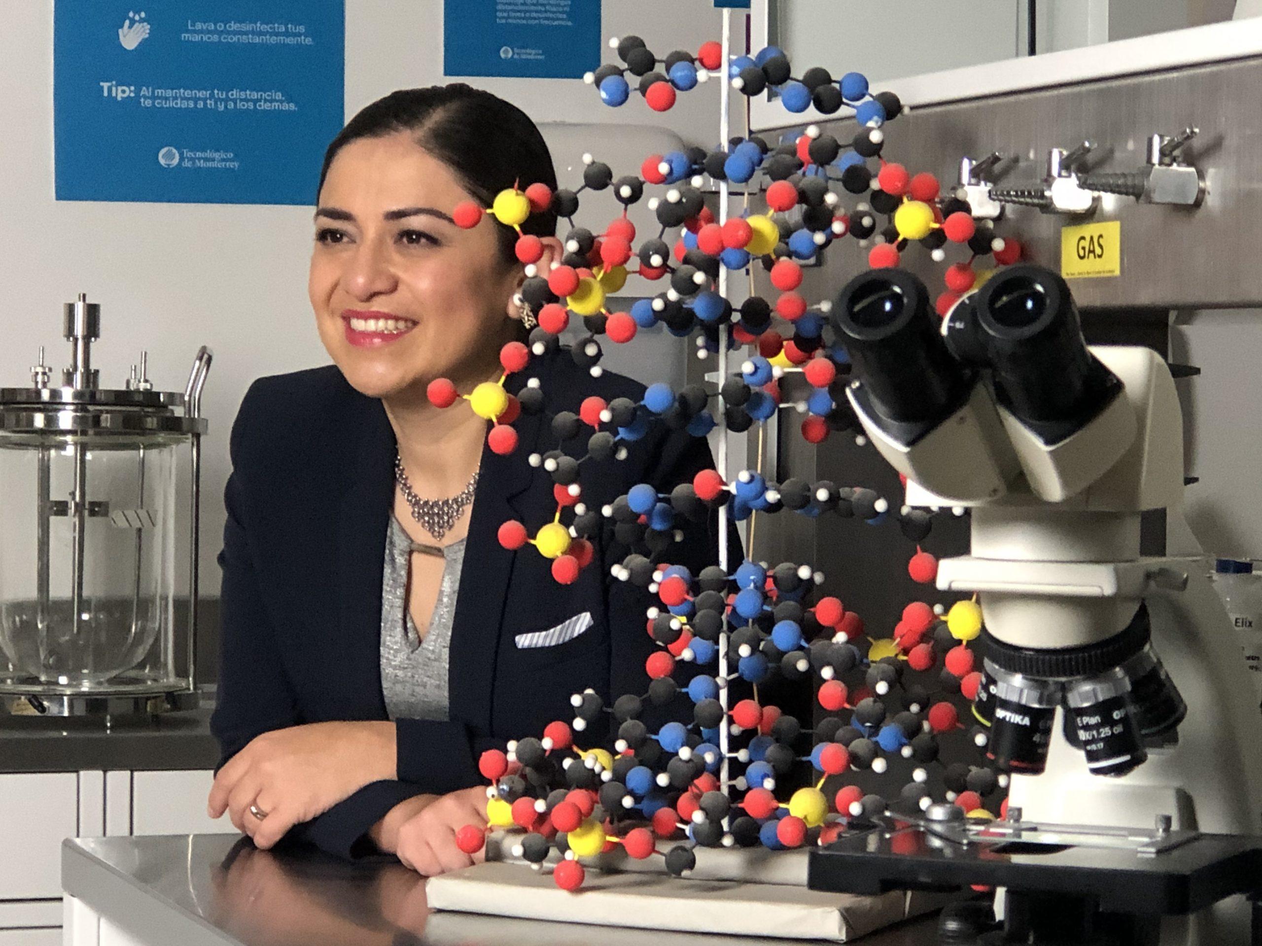 Distinguen a investigadora del Tec de Monterrey con Premio Nacional
