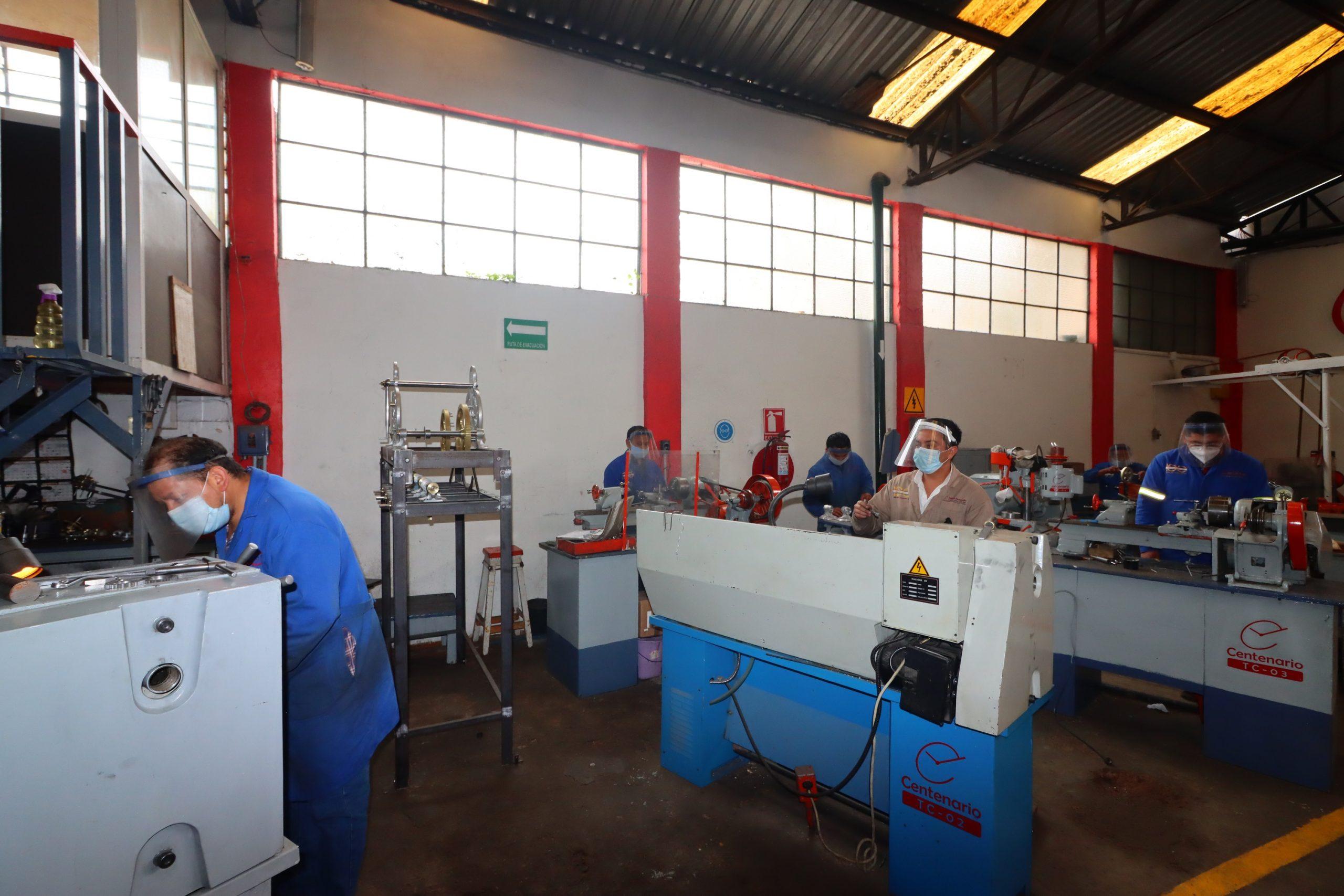 Crece valor de producción industrial de Puebla