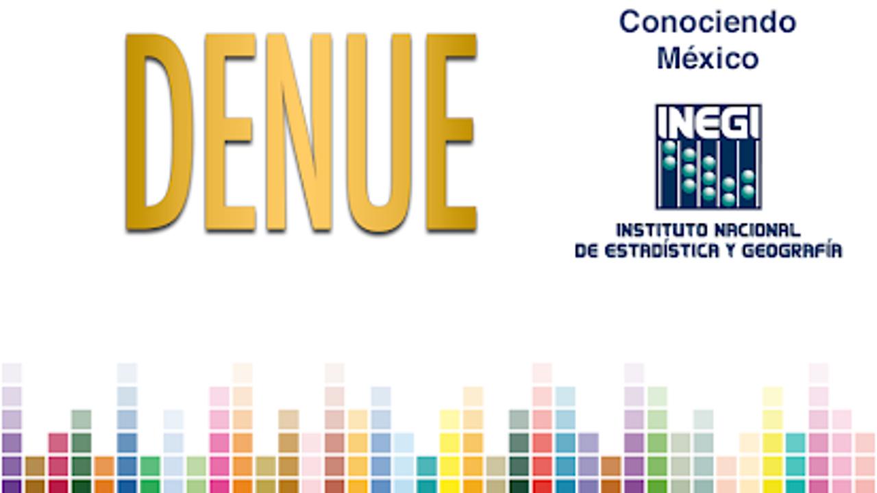 El INEGI publica el DENUE Interactivo 11/2020 con un total de 5 546 698 negocios