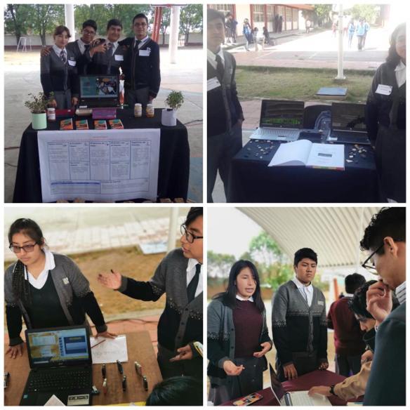 Alumnos de bachillerato del CETIS 67 de San Pedro Cholula  destacan a nivel nacional en concursos de investigación