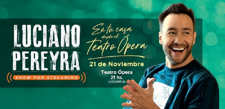 "Eres perfecta"", nuevo sencillo del cantante argentino Luciano Pereyra"