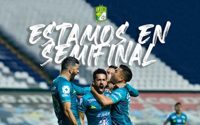 Liguilla: Avanza el Superlíder León a Semifinales