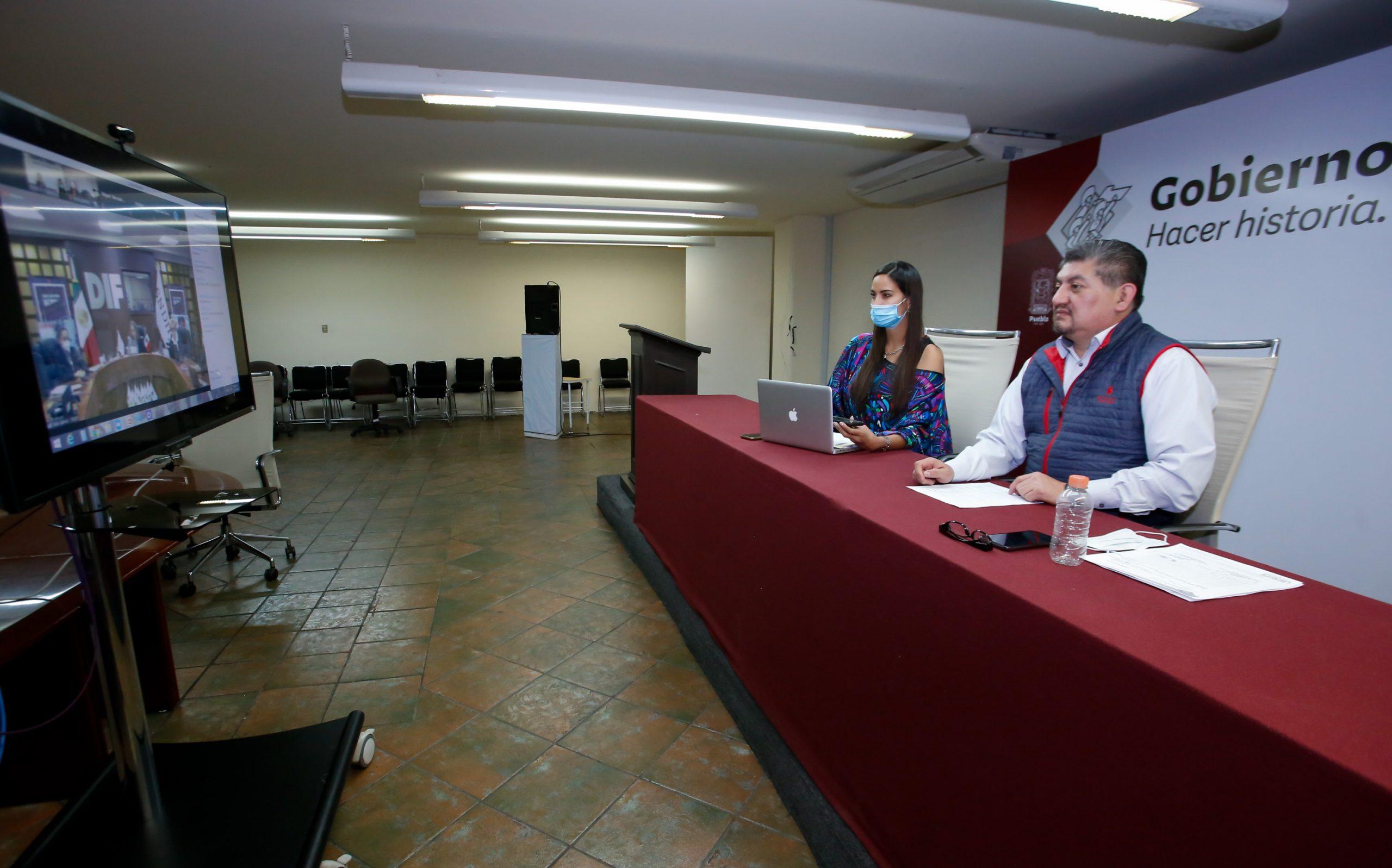 Reconoce DIF Nacional a SEDIF por implementar programa PAMEL
