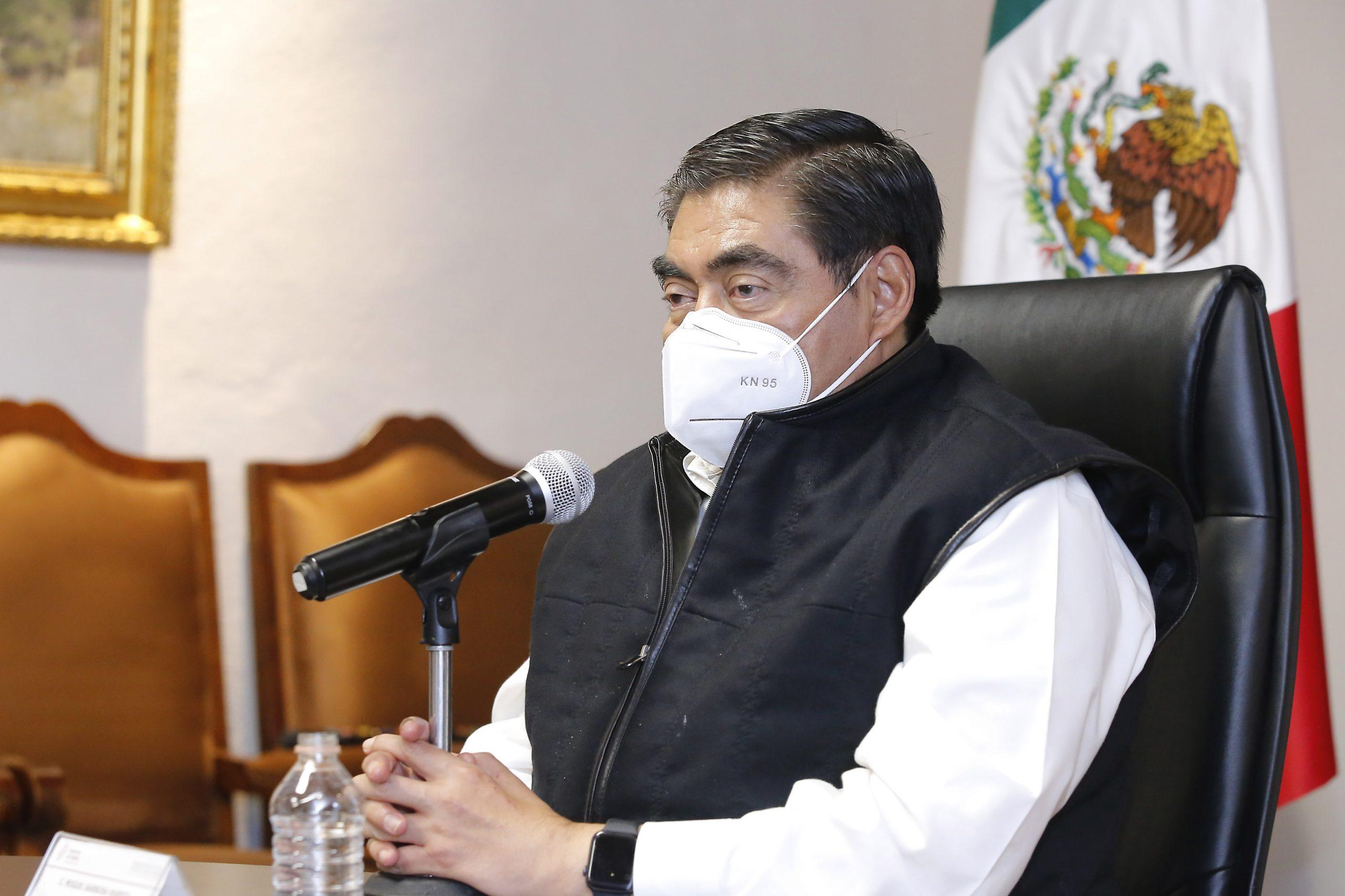 Con protocolos sanitarios, reabrirán cines en Puebla: Barbosa Huerta