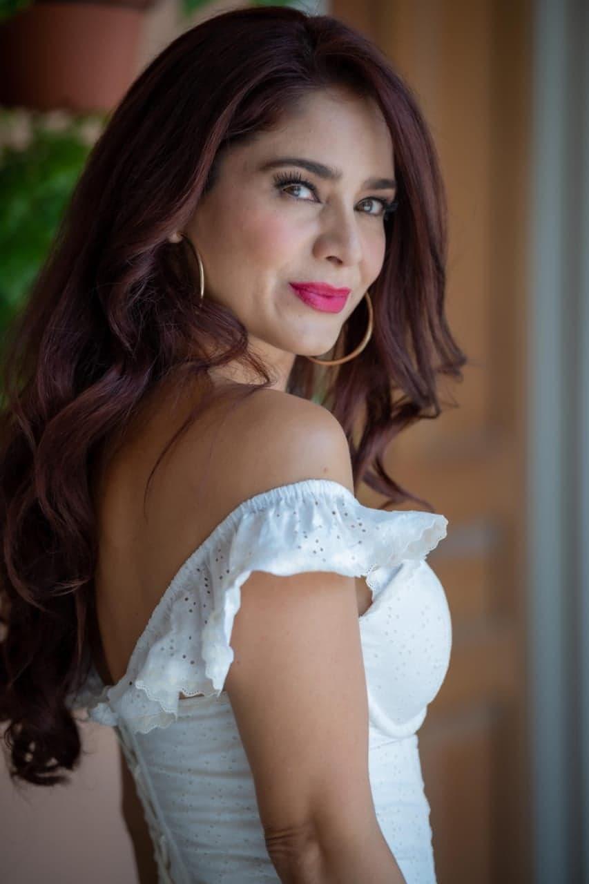 """Mimi Morales platica de Magdalena Bustamante, su personaje en la telenovela """"Quererlo todo"""""""