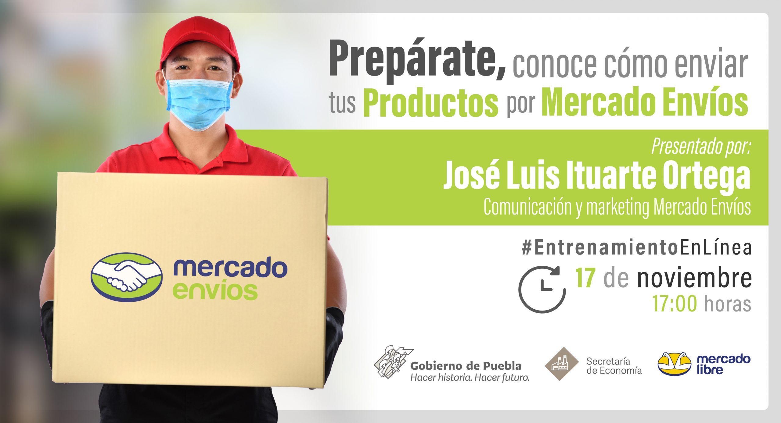 Desarrollará Economía capacitación para empresas en Tienda Orgullo  Puebla