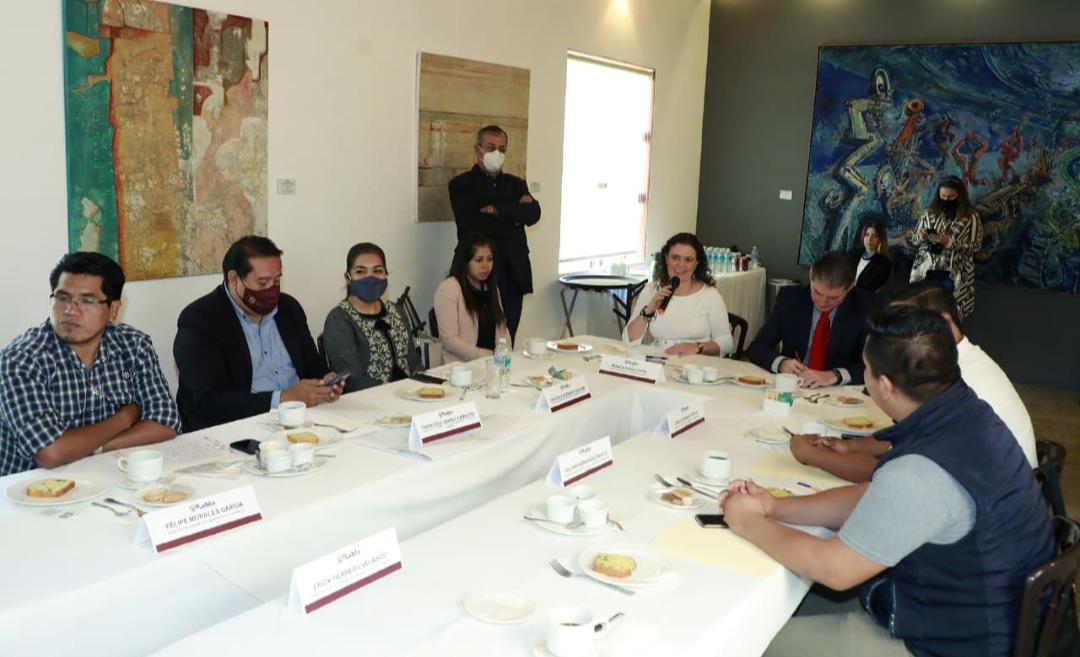 Puebla capital y siete municipios se alían para la promoción y reactivación del turismo