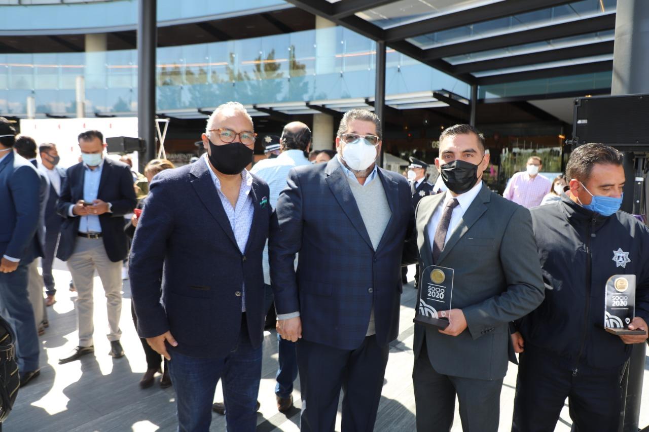 """SSPTM de San Andrés presente en """"Operativo grucopa buen fin 2020"""""""