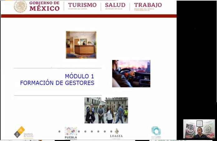 "Turismo capacita a empresas poblanas que buscan certificación federal ""Punto Limpio"""