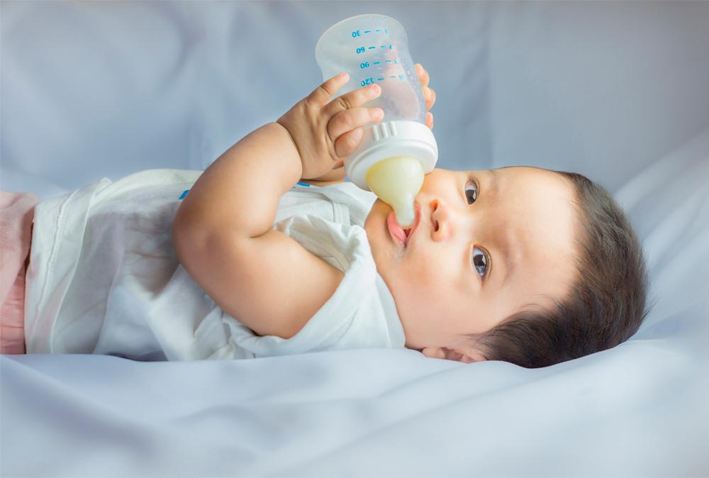 Bienestar Digestivo en los primeros 1000 días de vida de los niños