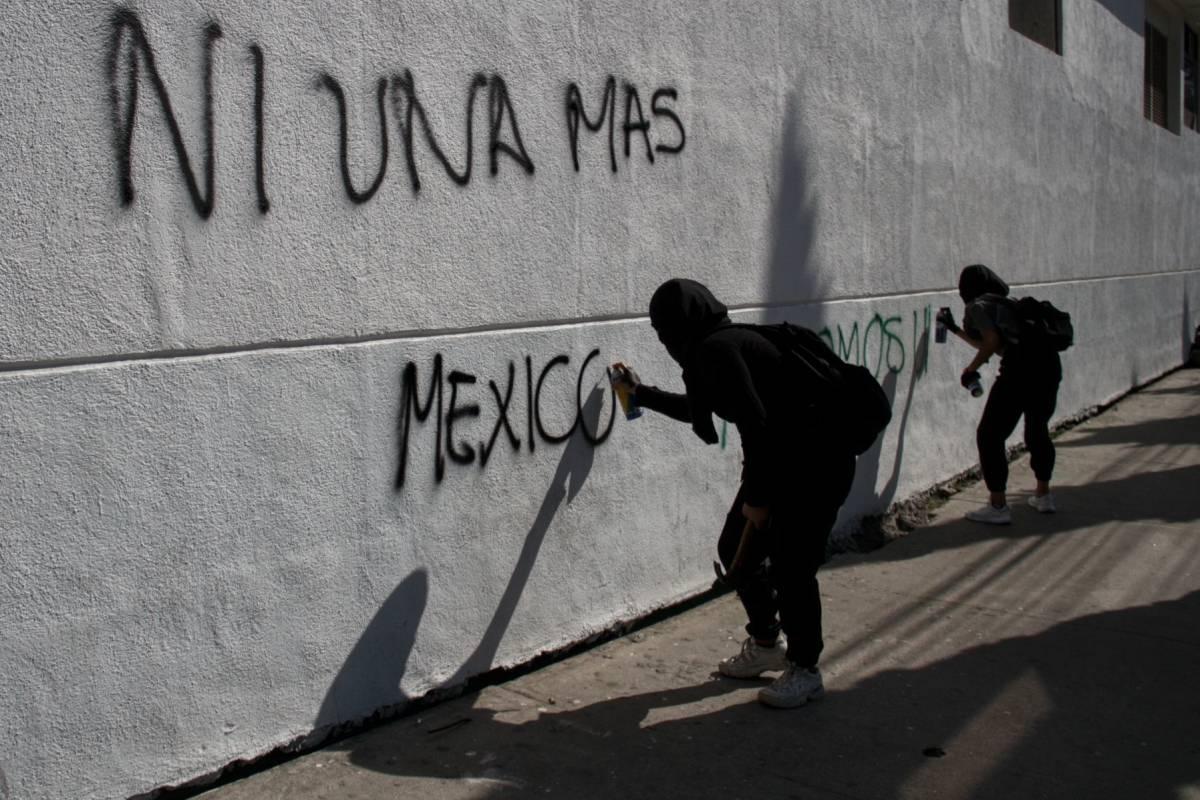México: Expertas y experto de la ONU instan a la policía mexicana a que proteja a las mujeres manifestantes