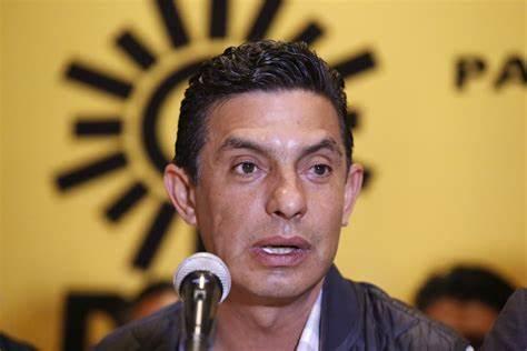PRD, listo para las alianzas con PRI y CPP: Martínez Amador