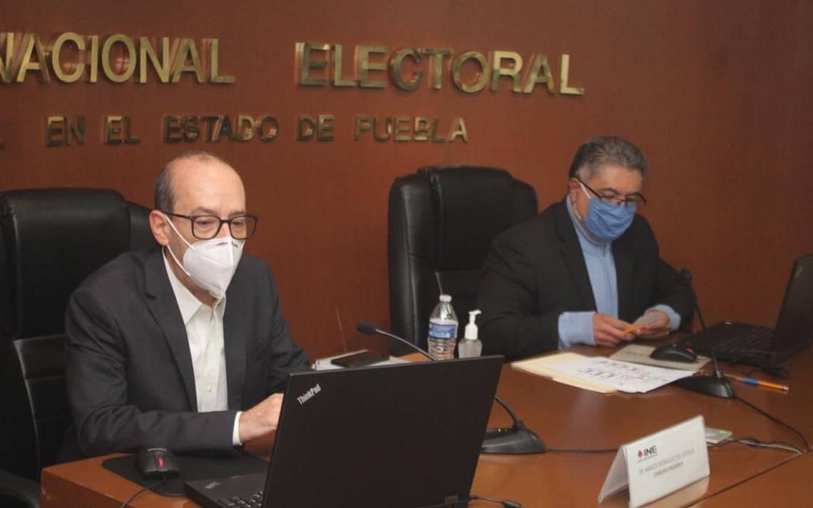 Reporta INE cero contagios por Covid en sedes distritales