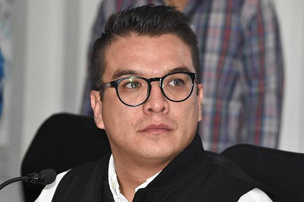 Deja su curul Gerardo Islas para tomar su papel de presidente de Fuerza Social por México (FSM)