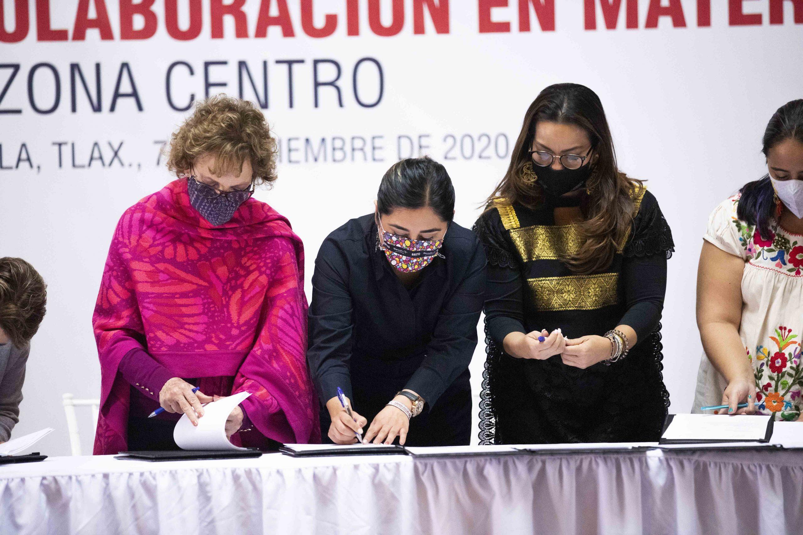 Signa Secture convenio con Estados del centro del país para fortalecer el Turísmo.